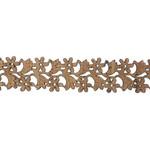 Belagio Laser Cut Cork Trim .75 Floral