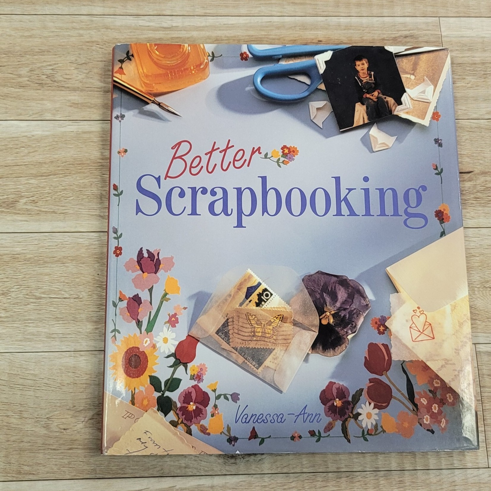 Scrapbooking Books - Better Scrapbooking