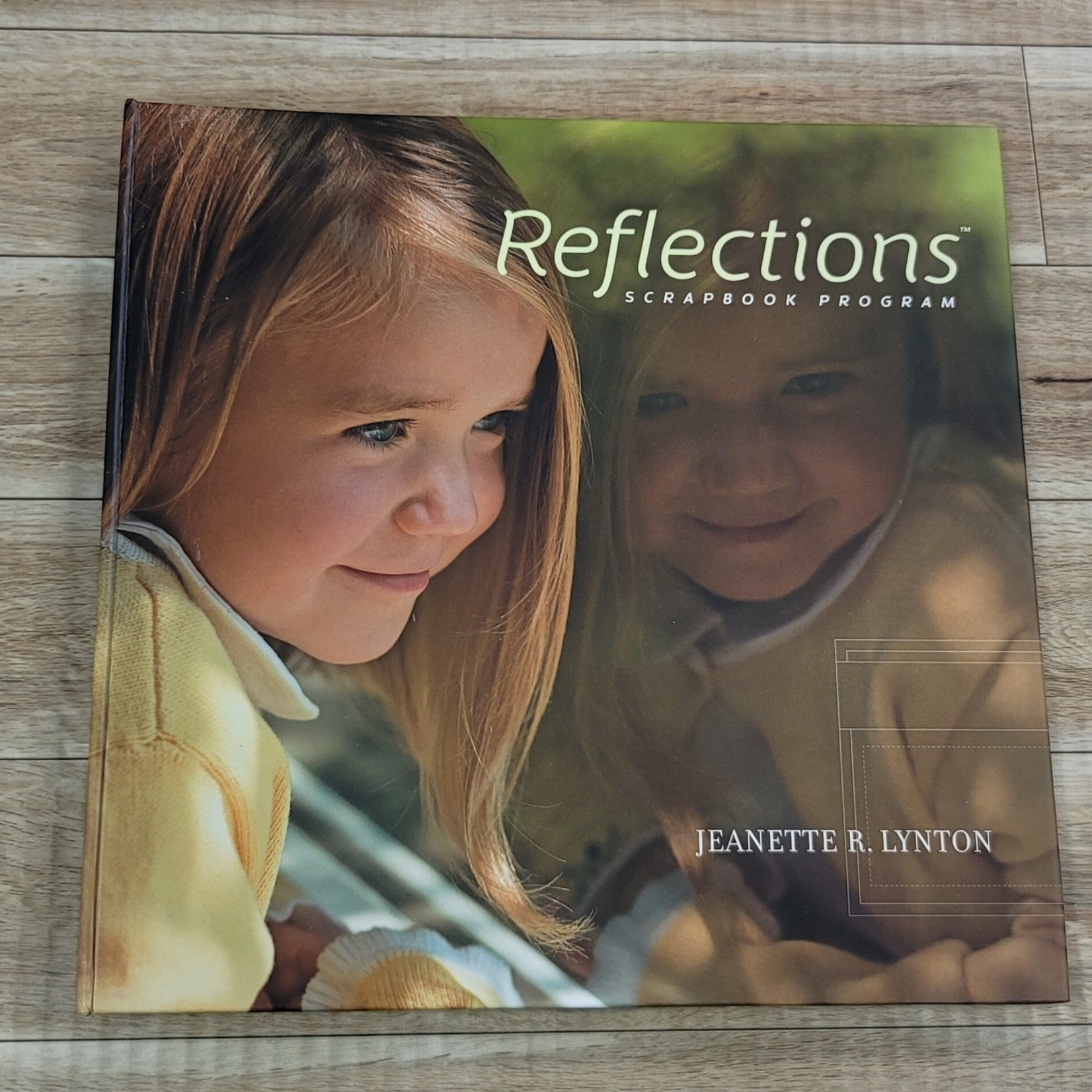 Scrapbooking Books - Reflections - Scrapbook Program