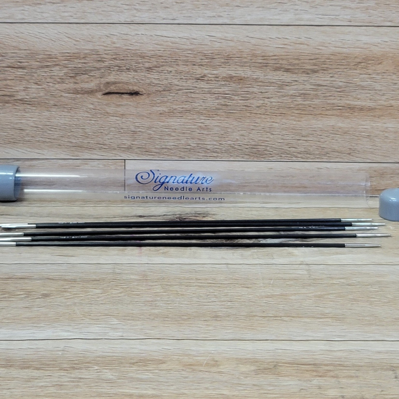 Knitter's Pride Karbonz -   Set of 5 double pointed knitting needles - US 1.5 - 2.50mm