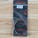 ChiaoGoo - Red Circular Knitting Needles - 12 inch Size 4 (3.5mm)