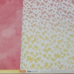 American Crafts American Crafts - amy tangerine better togeher 12''x12'' double-sided page -salt & peper
