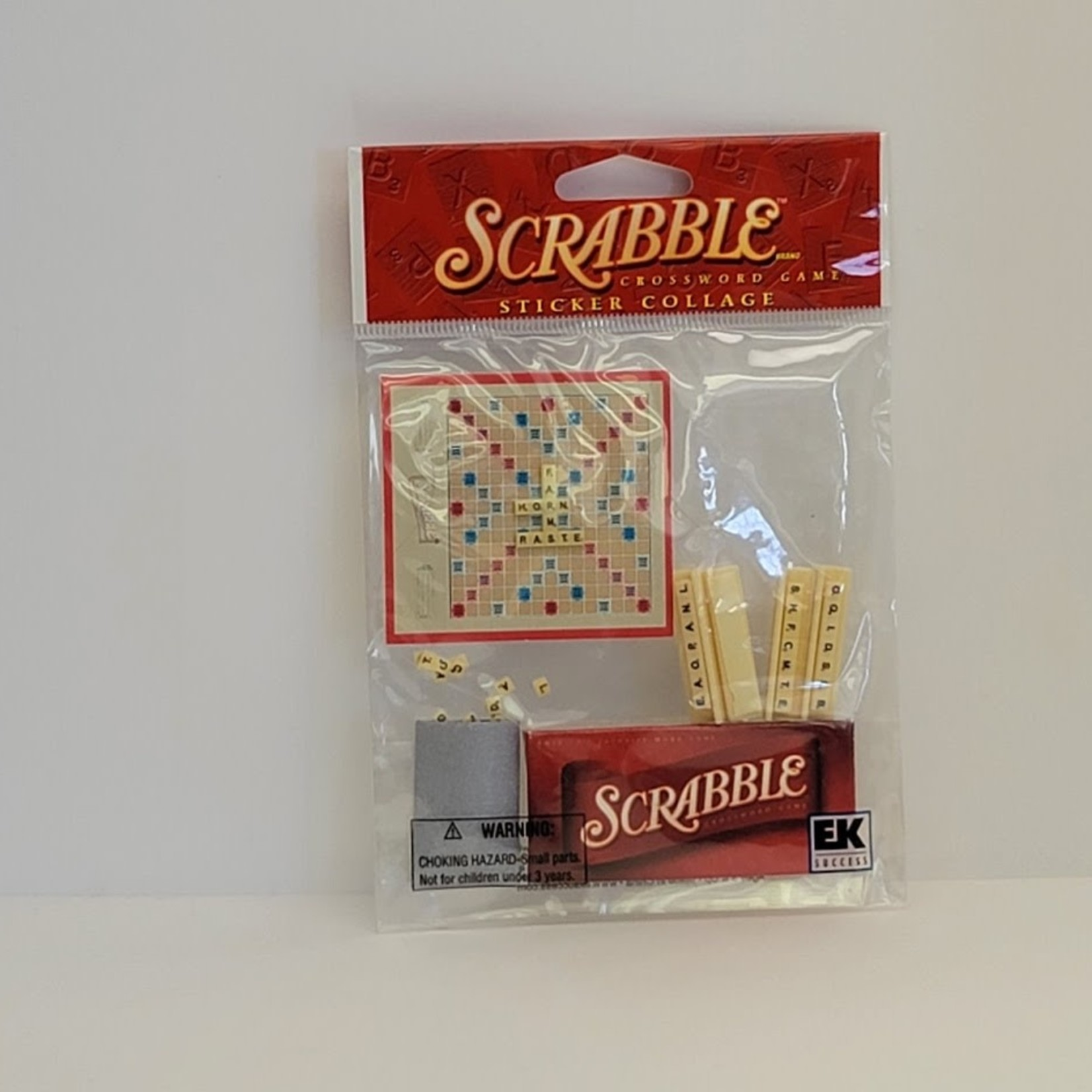 EK Success-Stickers Scrabble Game