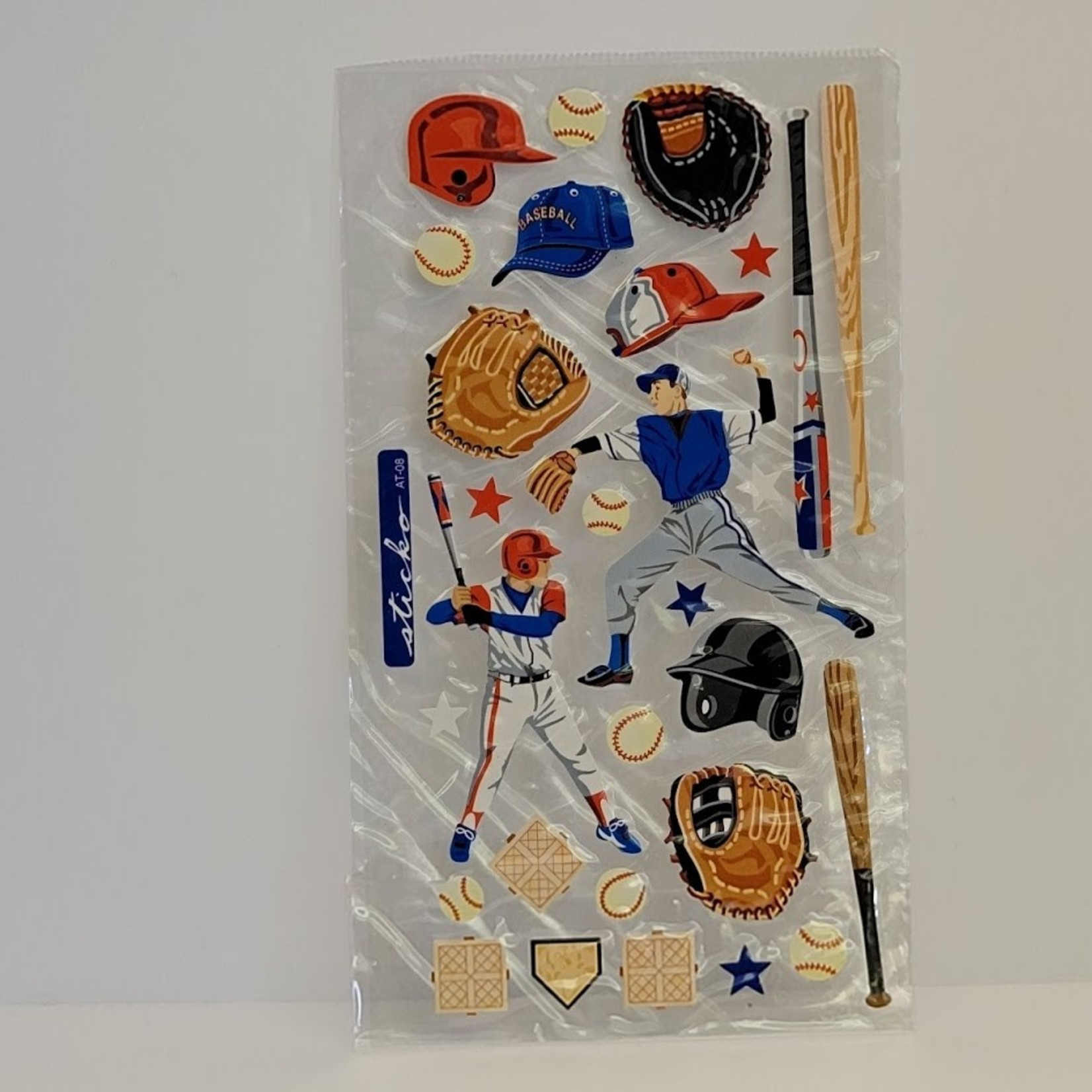 Sticko - Stickers - Baseball