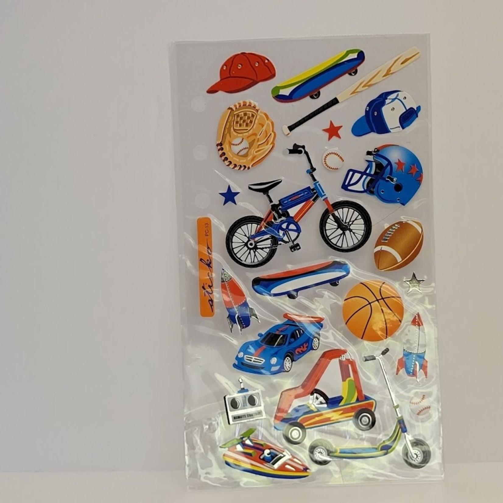 Sticko - Stickers - Sports