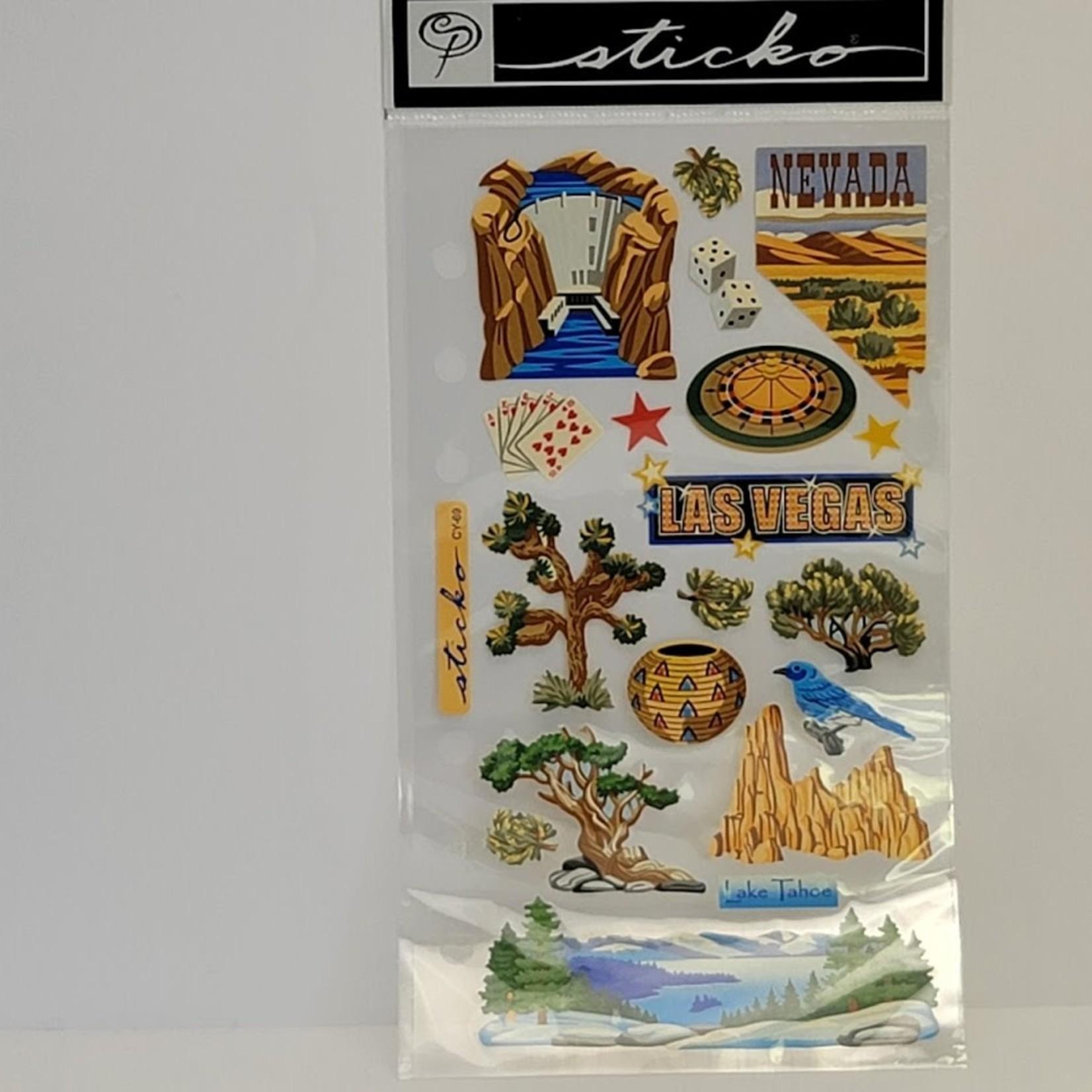 Sticko - Stickers - Las Vegas