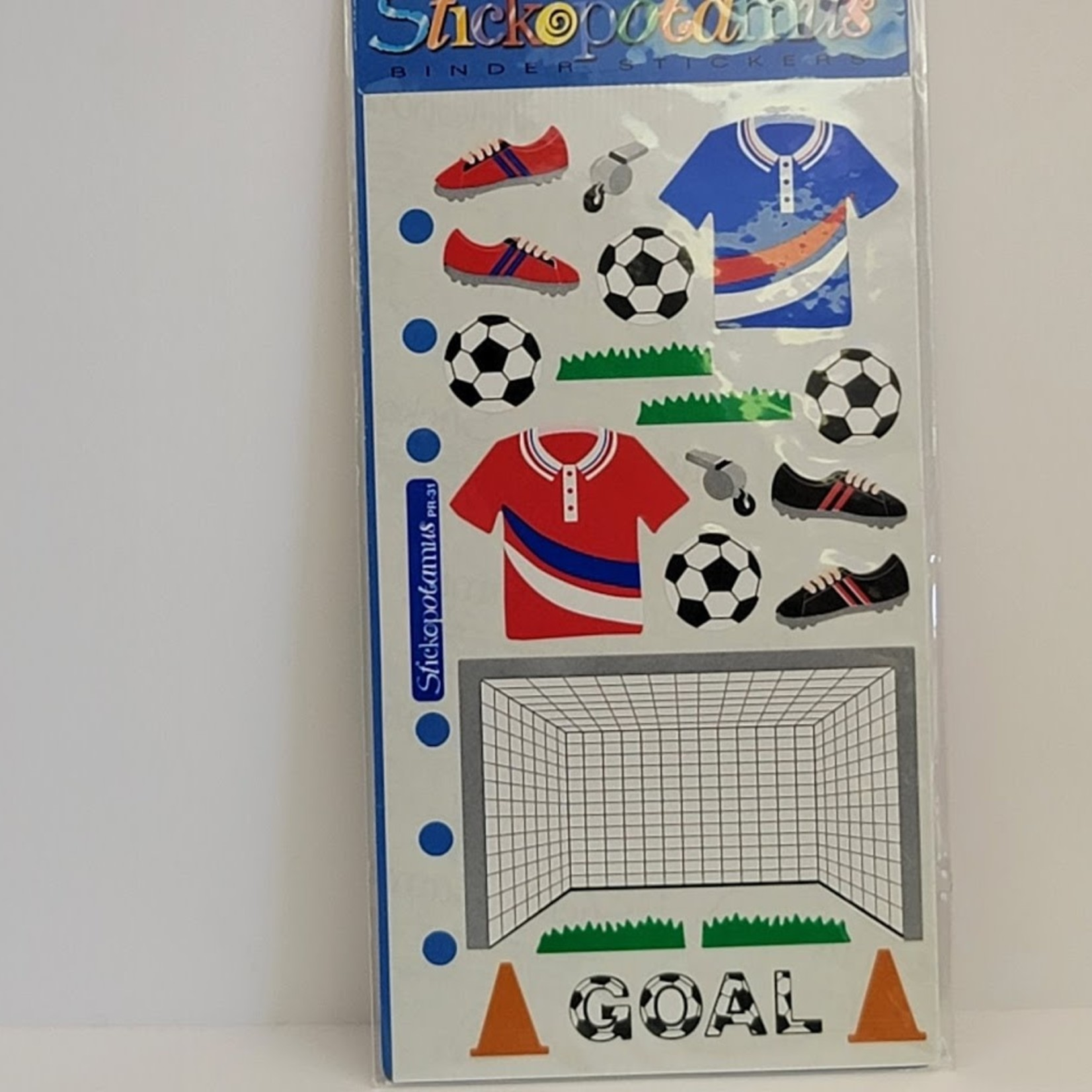 Stickers - Soccer