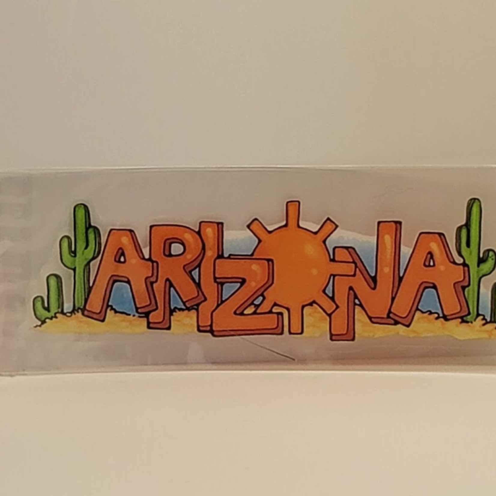 Heading Sticker - Arizona