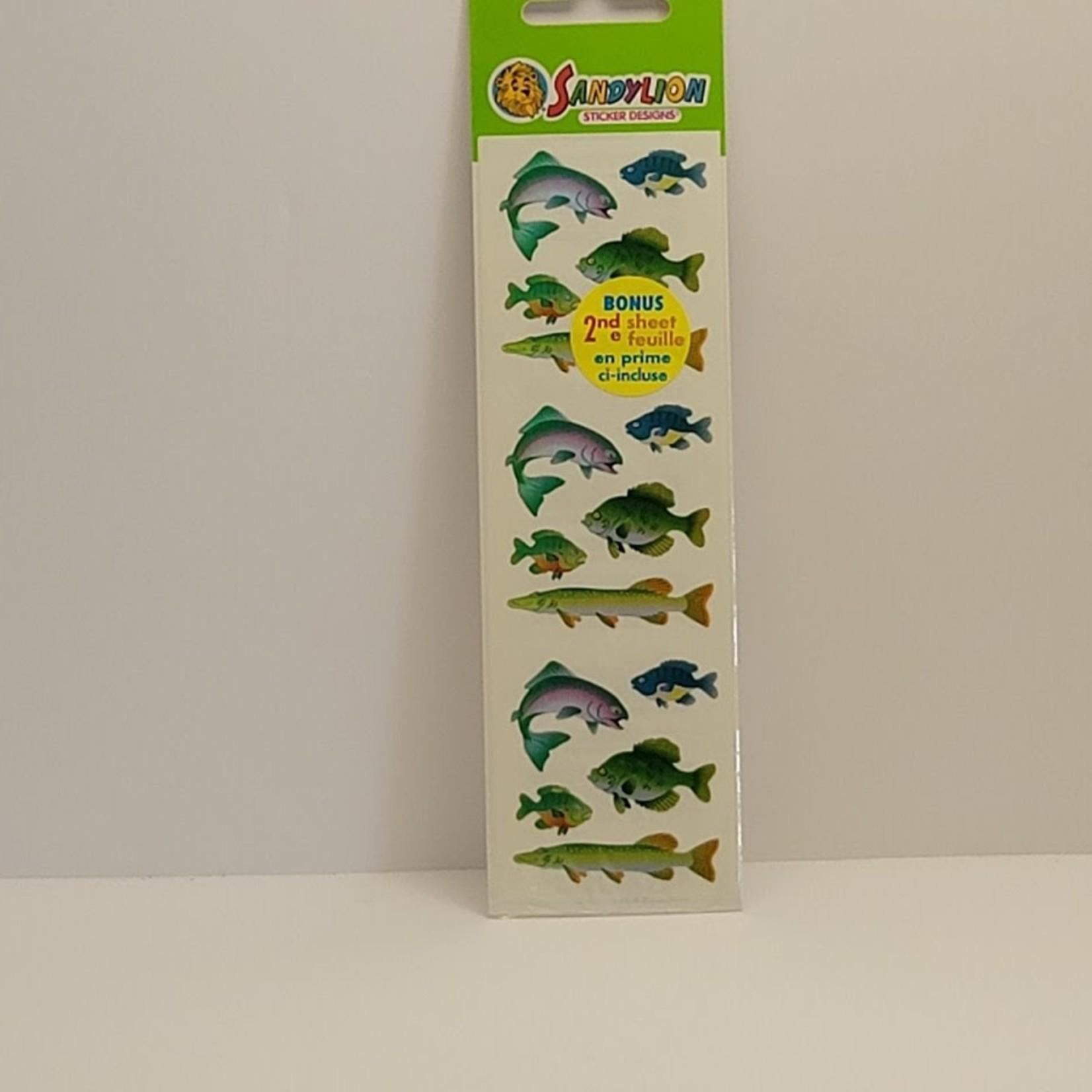Stickers - Fish