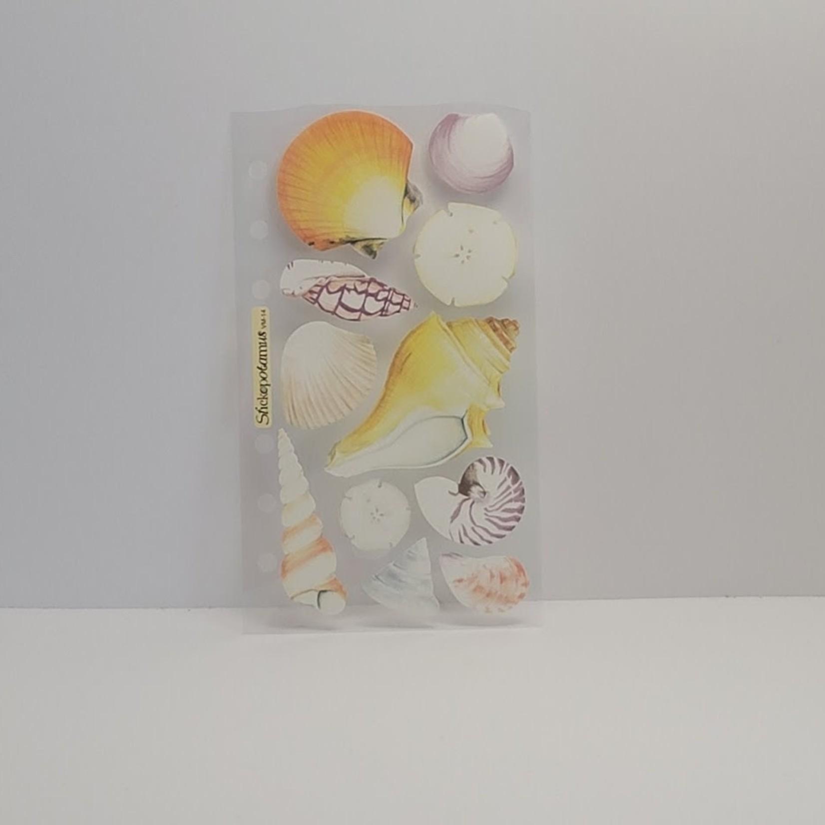 Stickers - Shells