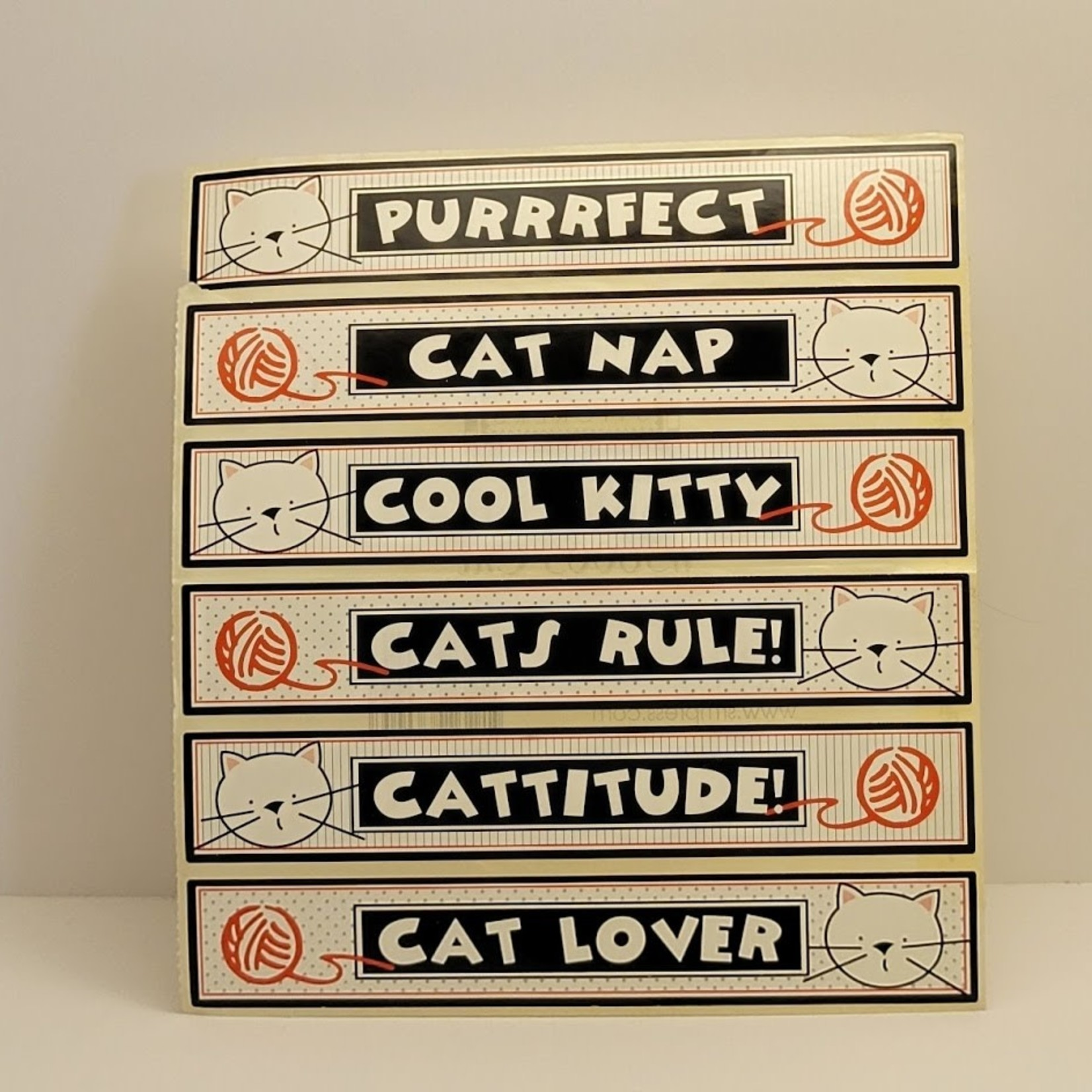 Stickers - Cat Lovers