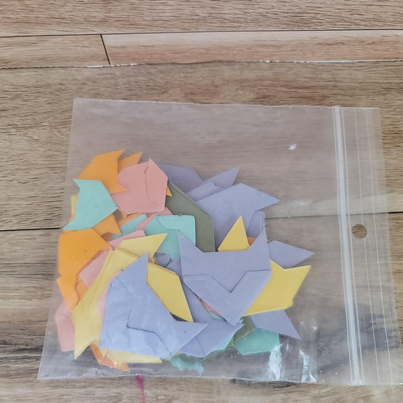 Paper Corners - Pastel