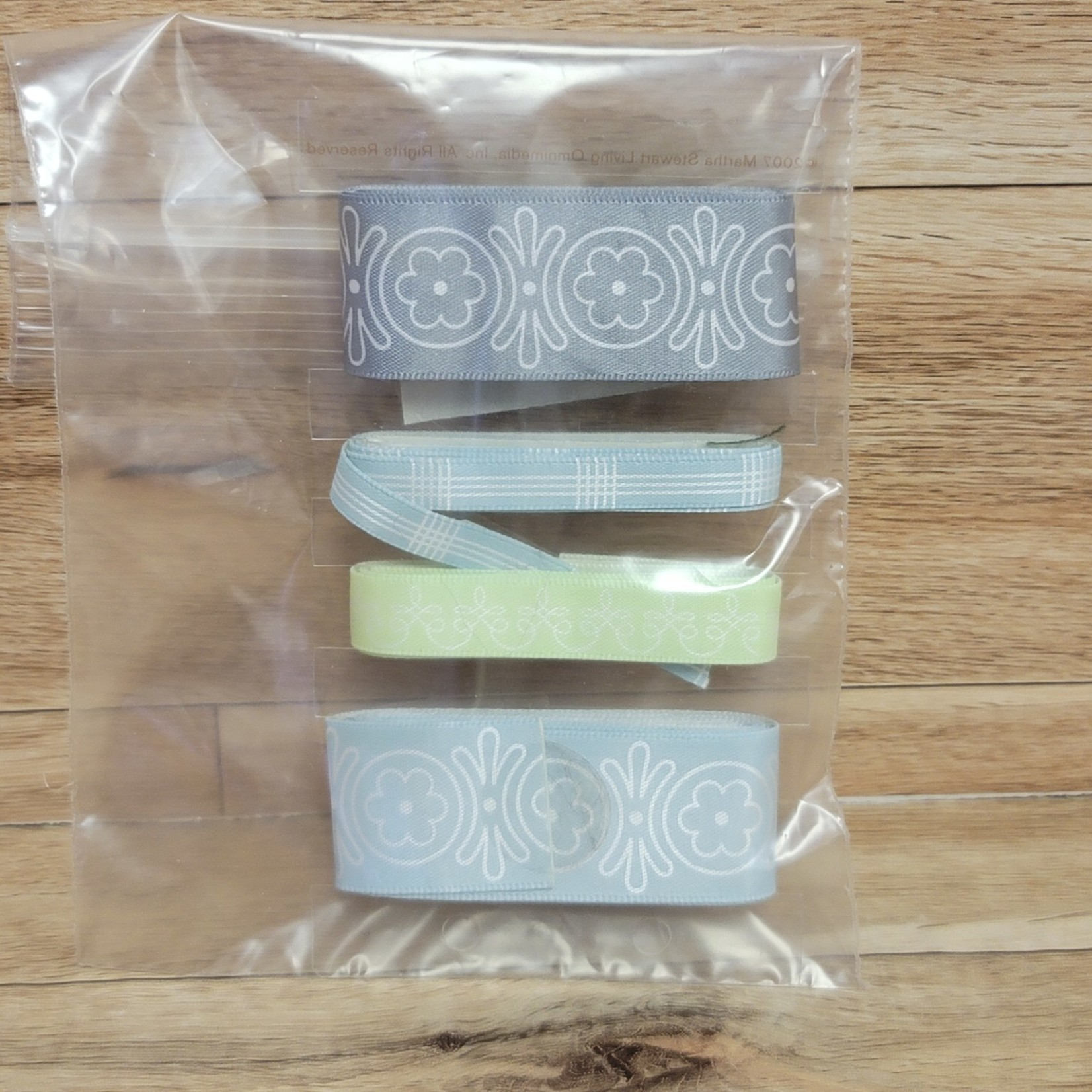 Ribbon - 4 pack pastel