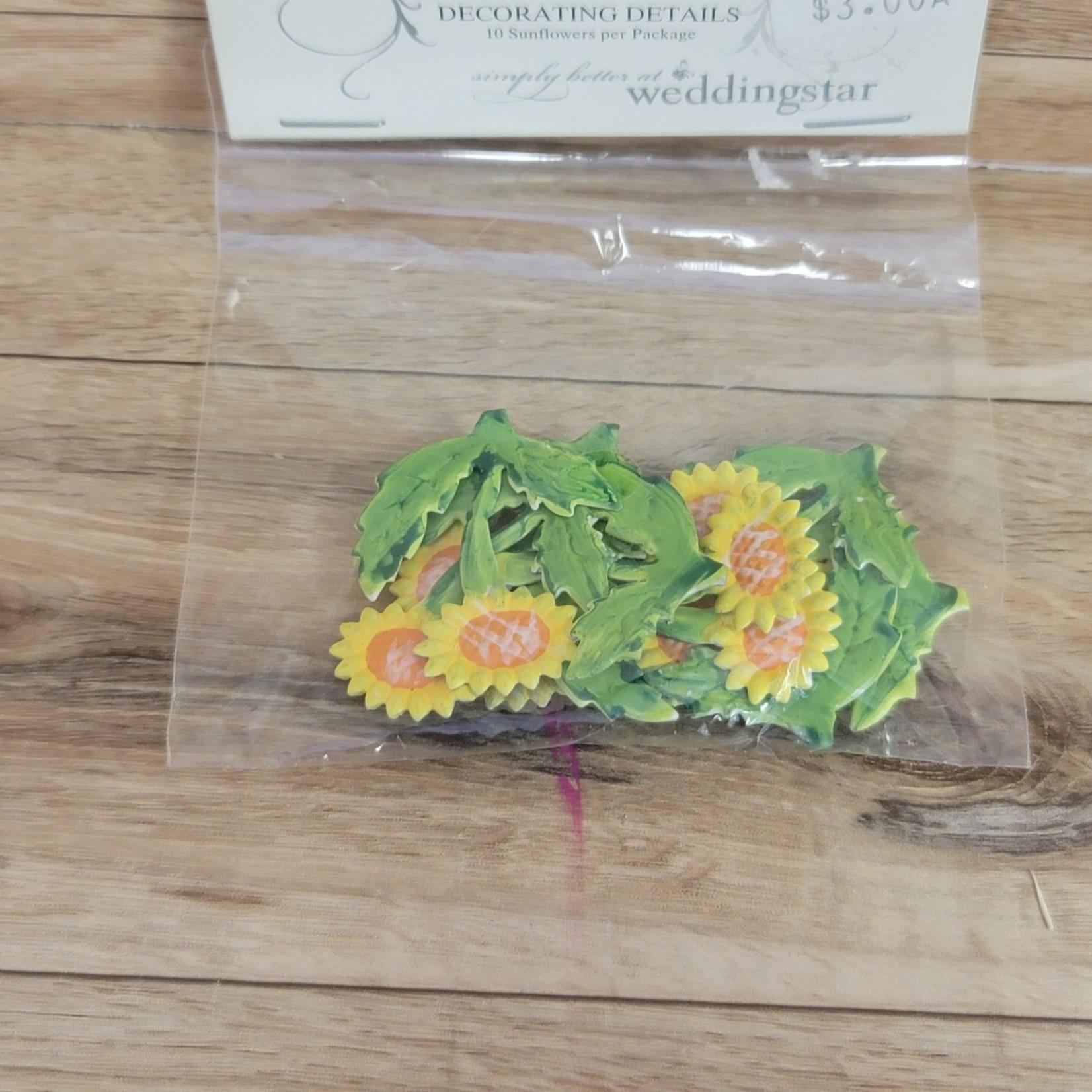 Flowers - Tin Sunflowers