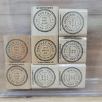 Stampin' Up Stampin Up - Block Stamp Set - Madison Avenue