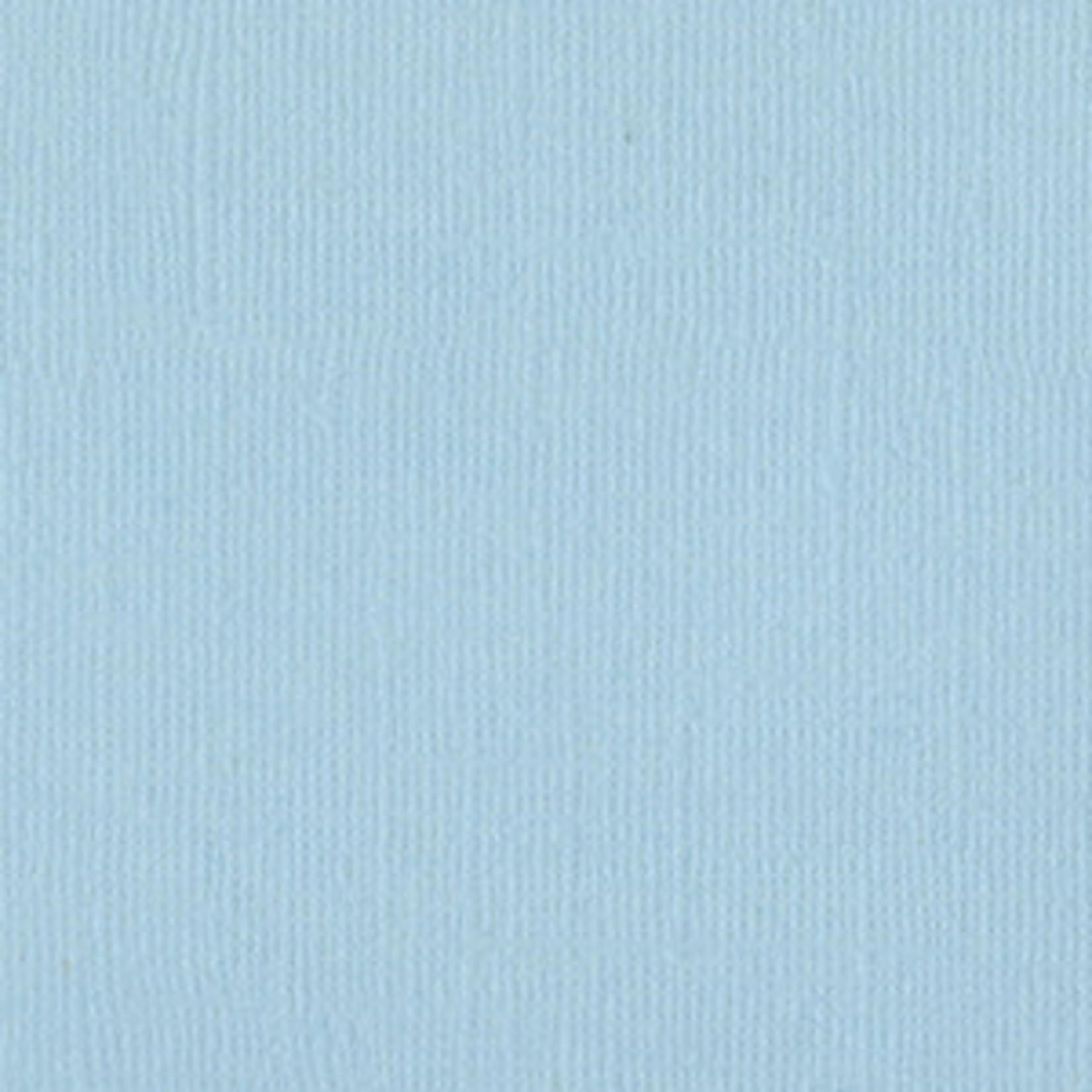 "Bazzill Bazzill 12"" x 12"" Canvas Cardstock Jet Stream"