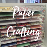 Scarpbooking and Paper Crafting