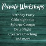 Private Workshops