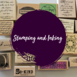 Stamping and Inking