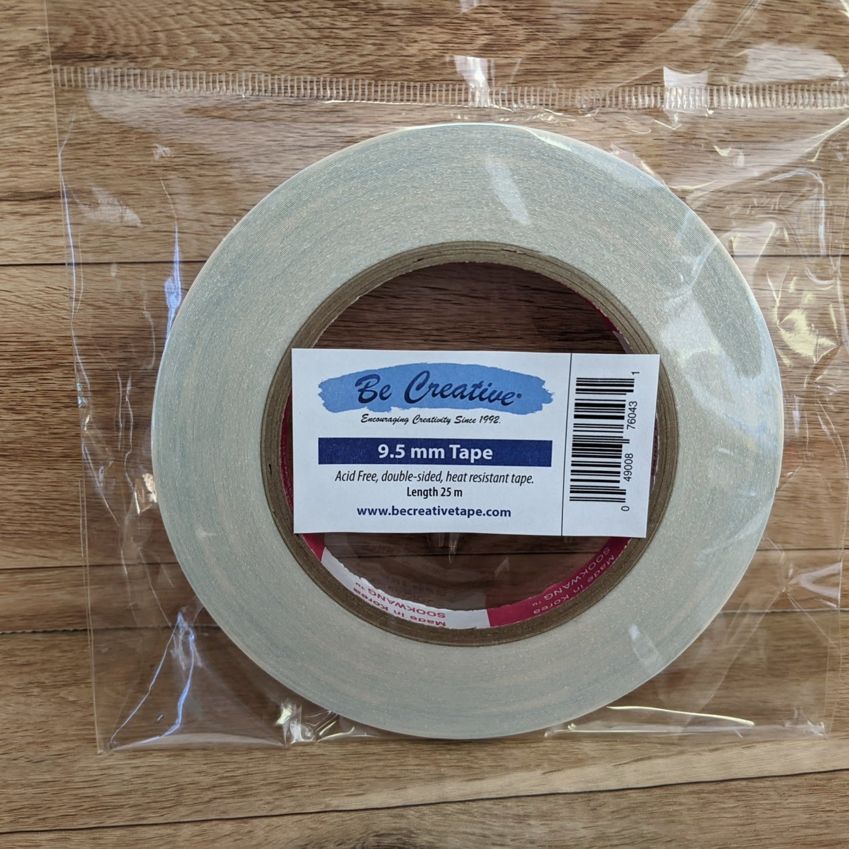 Be Creative 9.5 mm Tape