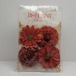 BoBunny BoBunny Blossoms - Wildberry Zinnia