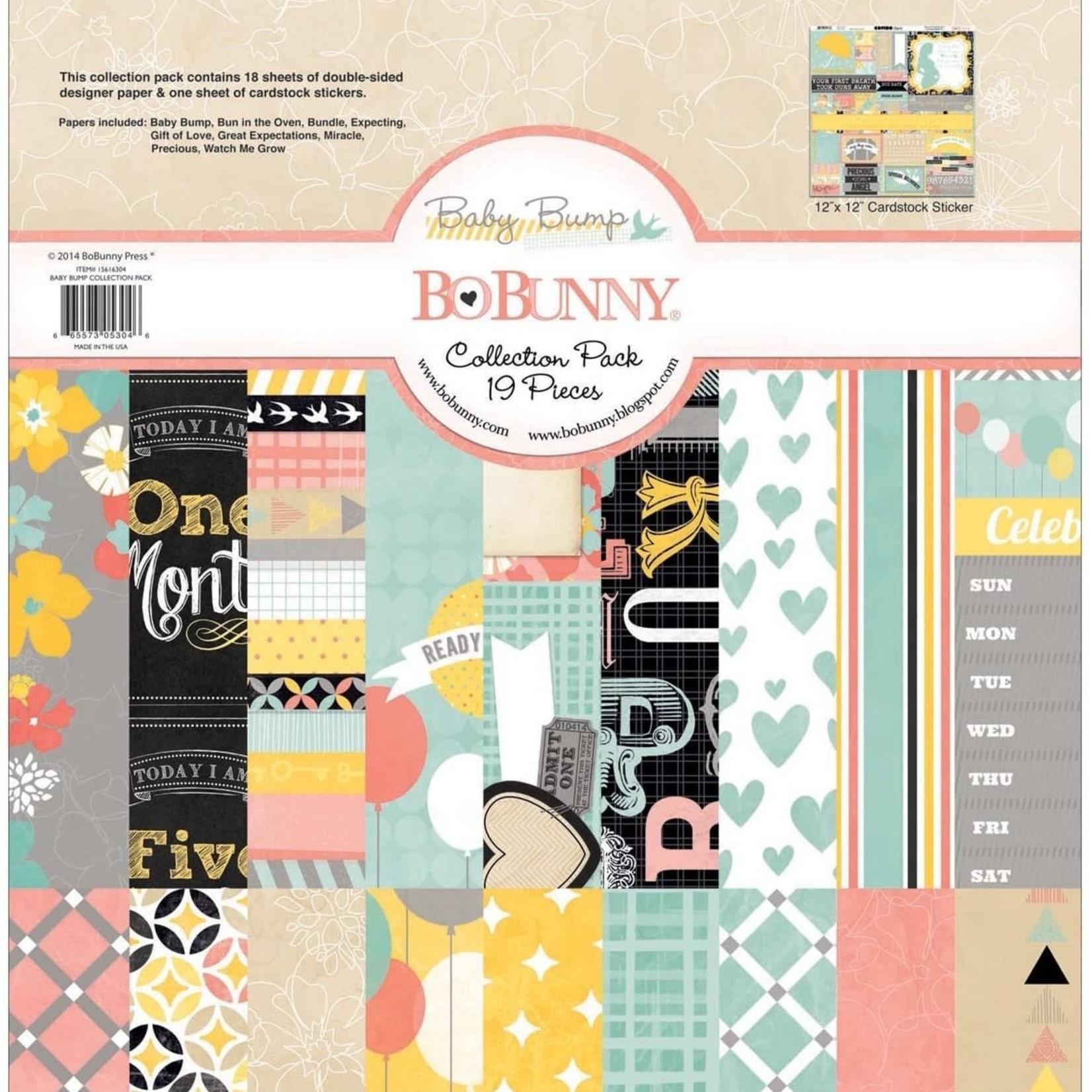 BoBunny BoBunny - Collection Pack - Baby Bump