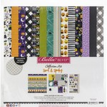 Bella Blvd Collection Kit 12''X12''-Sweet & Spooky