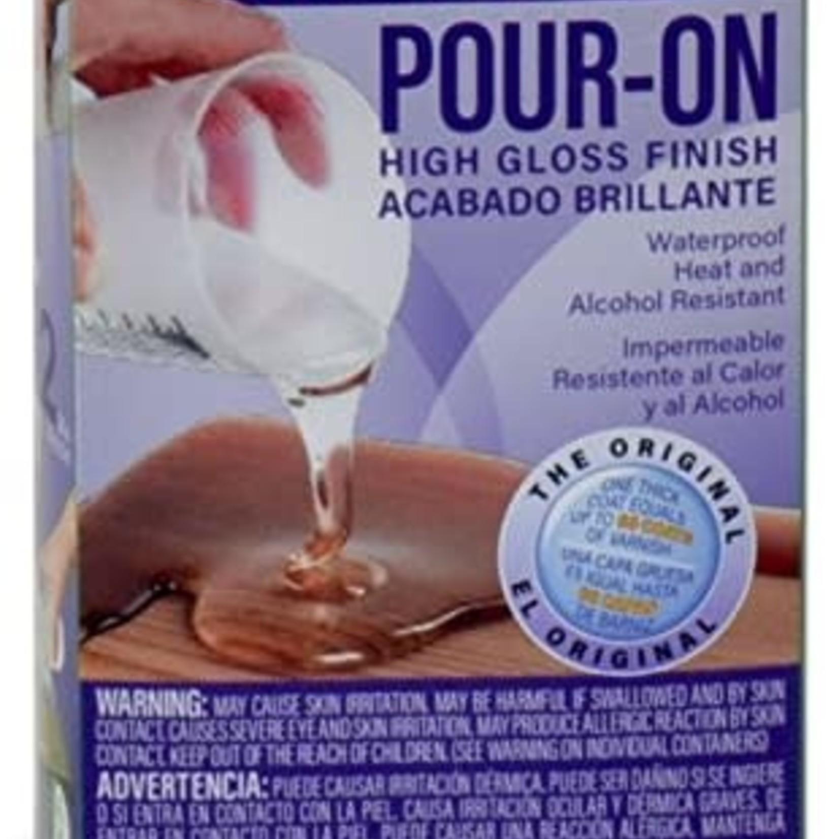 EnviroTex Lite Pour-On High Gloss Finish 8oz-