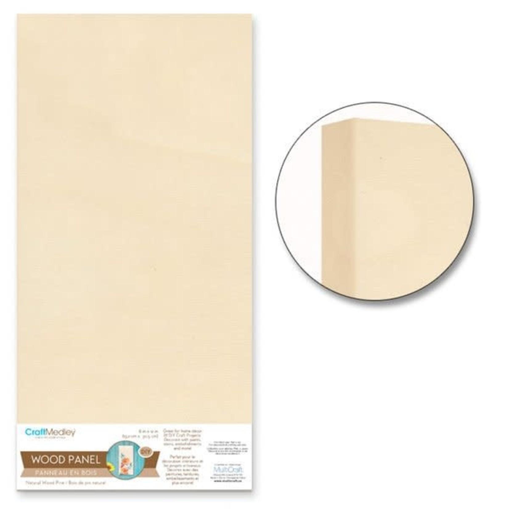 """Wood Panel - 5.75"""" x 11.6"""""""