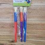 Krafty Kids - Chunky Brushes - 3 pack