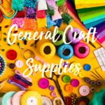 General Craft Supplies