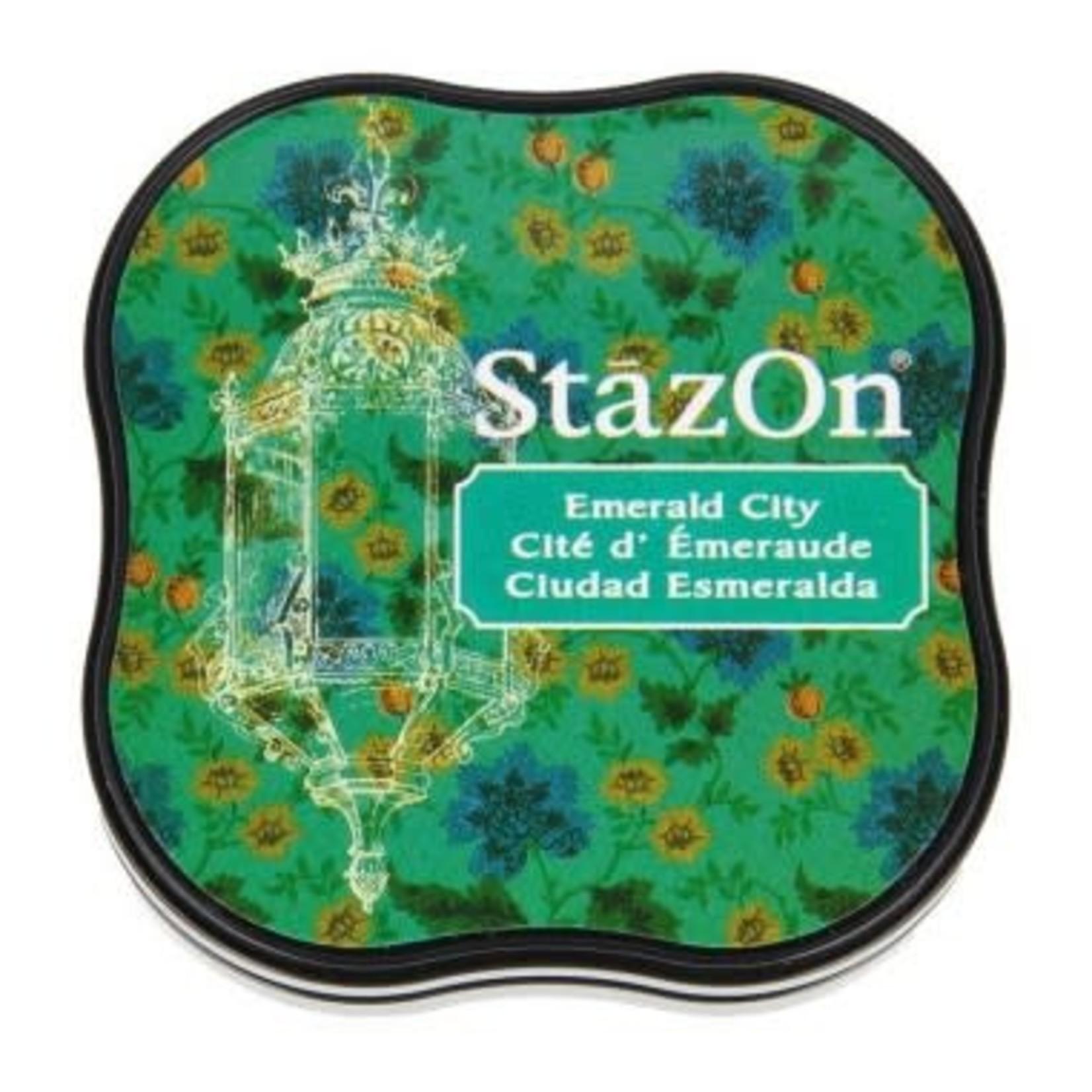 StazOn StazOn Emerald City