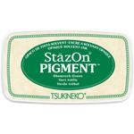 StazOn StazOn Pigment Ink Pad-Shamrock Green