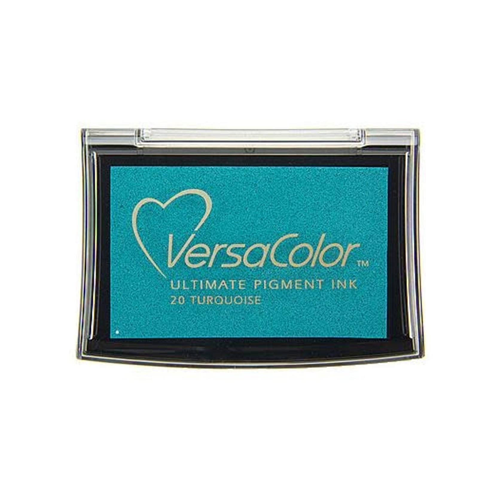 StazOn VersaColor Pigimate Ink Turquoise