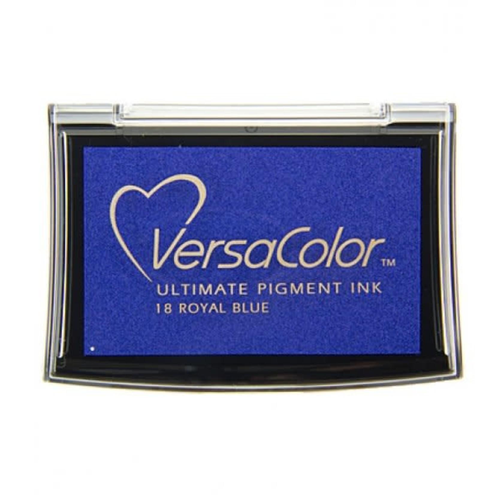 StazOn VersaColor Pigimate Ink Royal Blue