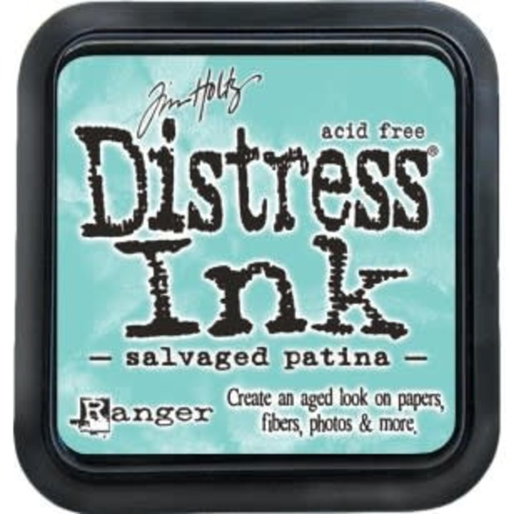 Tim Holtz Tim Holtz Distress Ink Pad Salvage Patina