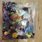 Large Bag of Buttons