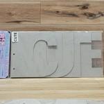 Chipboard Word Book - Cute