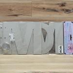Chipboard Word Book - Mom