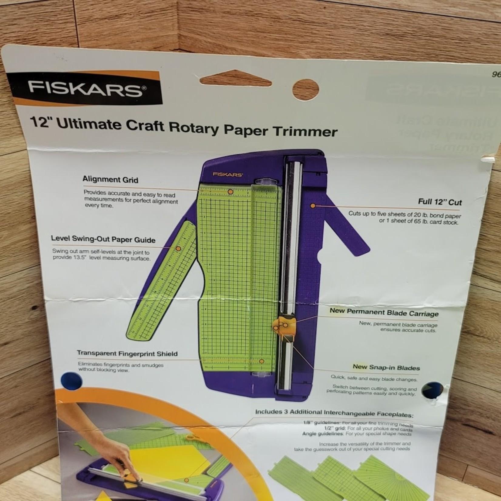 """Fiskars Fiskars - 12"""" Ultimate Craft Paper Trimmer"""