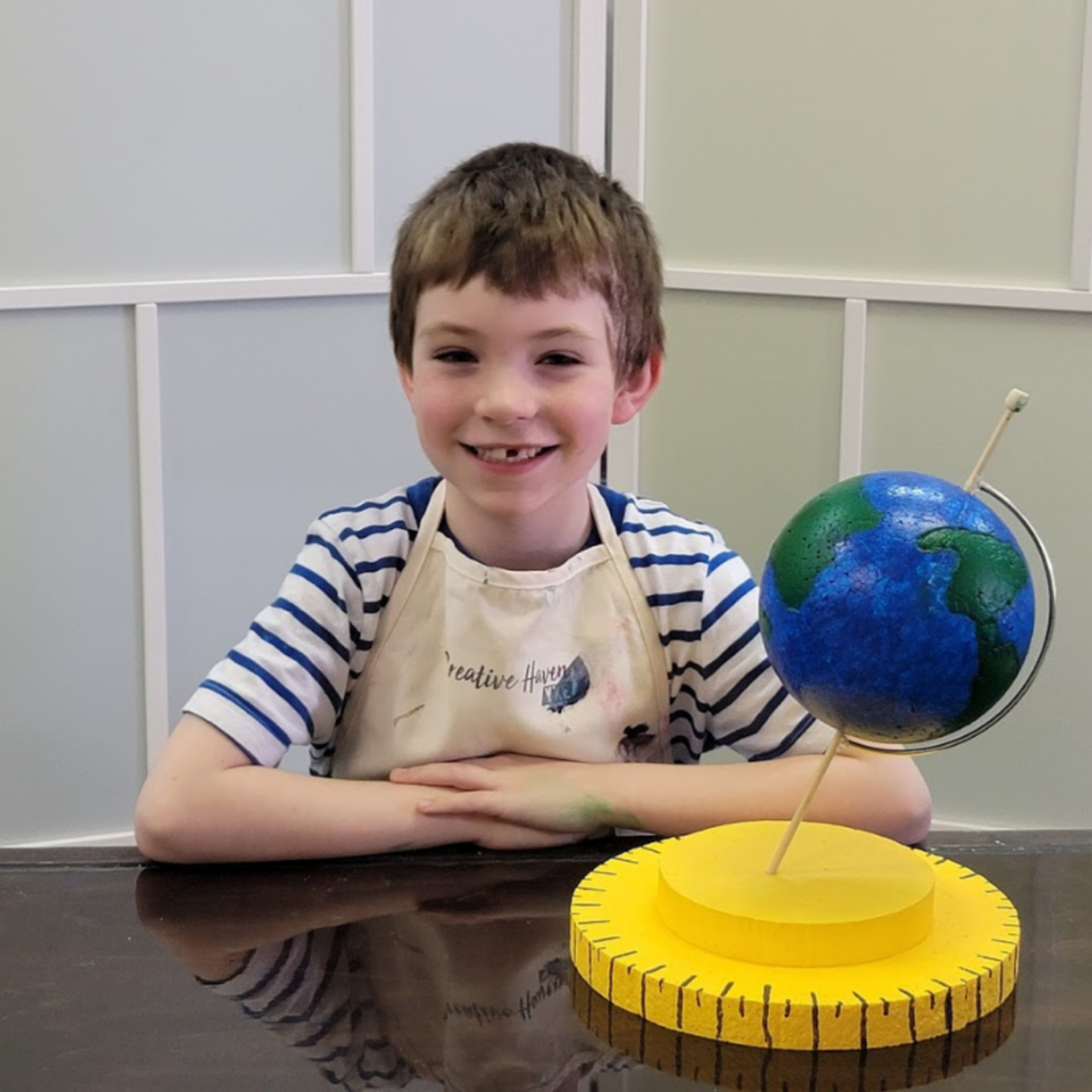 Desk-Top Globe