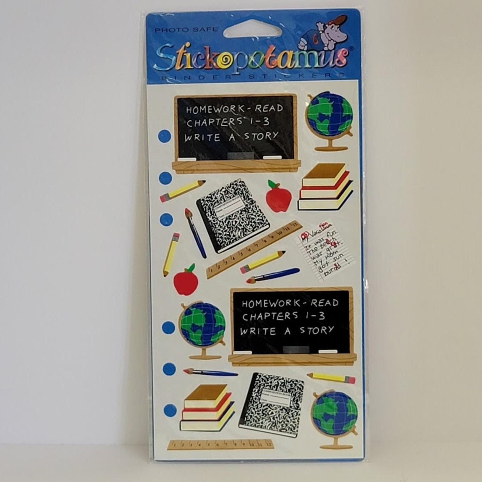 Stickoptamus - Stickers - Classroom