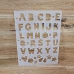 Stencils - Block Letters