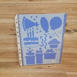 Stencils - Birthday