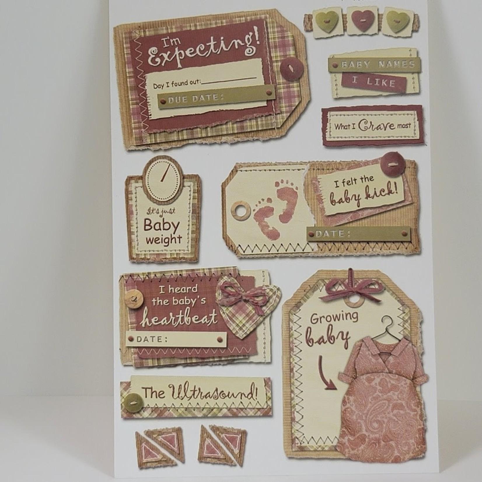 Stickers - Maternity