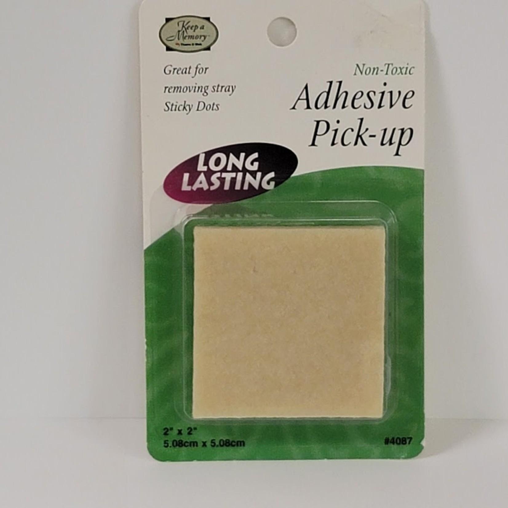 Adhesive Pick-up