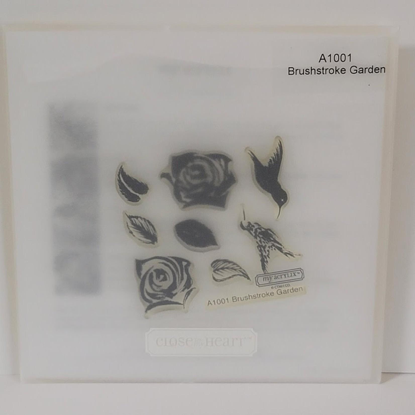 Close to my Heart Close to my Heart - My Acrylix - Brushstroke Garden