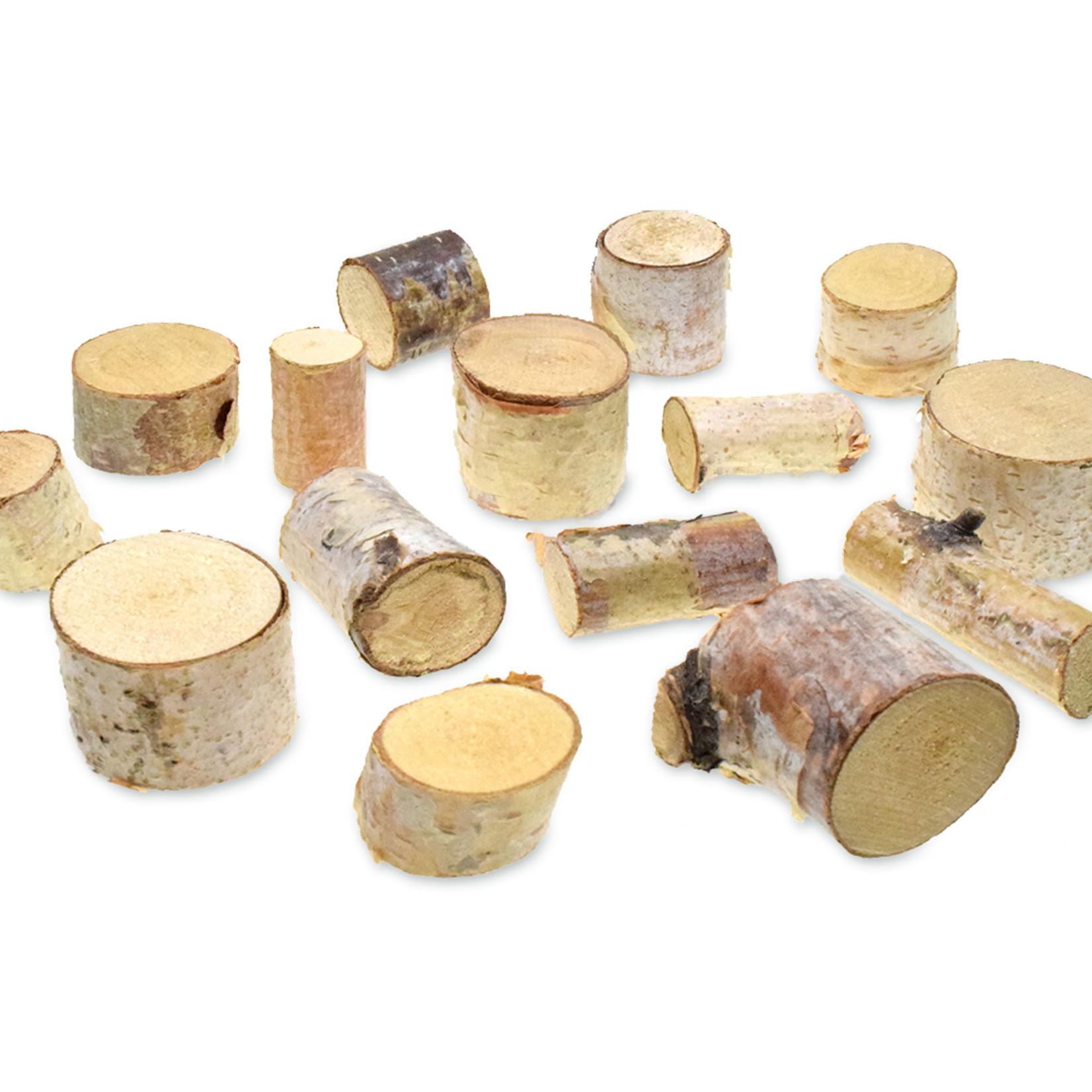 Natural Wood Stumps