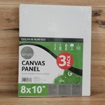 """Canvas Panel - 8x10"""" 3 pack"""