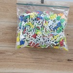 Foam Letter Stickers